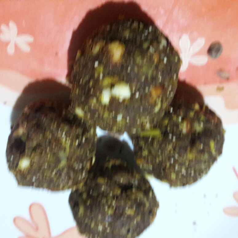 Photo of Healthy laddu by Anjna Sharma at BetterButter