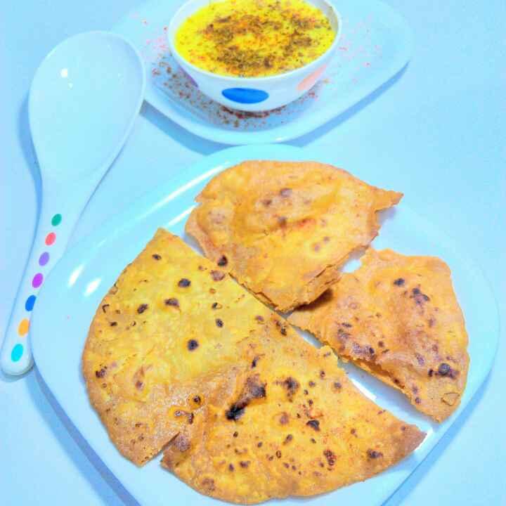 Photo of Whole Wheat Roti Pakwans by Anju Bhagnari at BetterButter