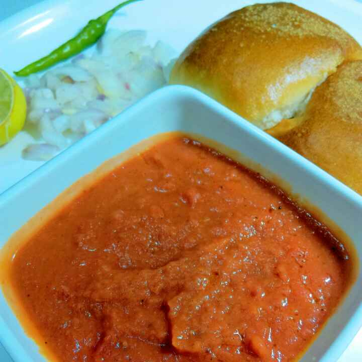 Photo of Pav bhaji by Anju Bhagnari at BetterButter