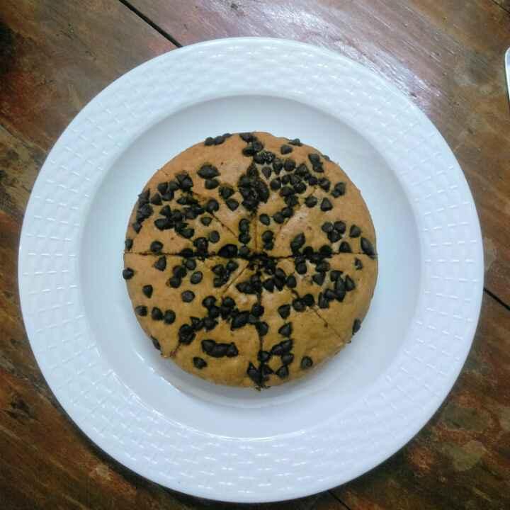How to make Banana Caramel ChocoChip Cake