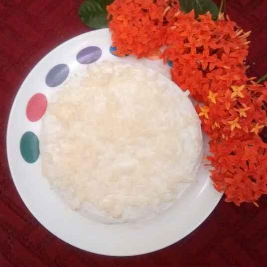 Photo of Red velvet cheesecake cake by Anju Bhagnari at BetterButter