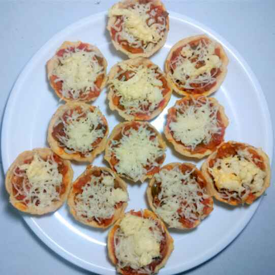 How to make Pizza cups ( Pizza Cups )