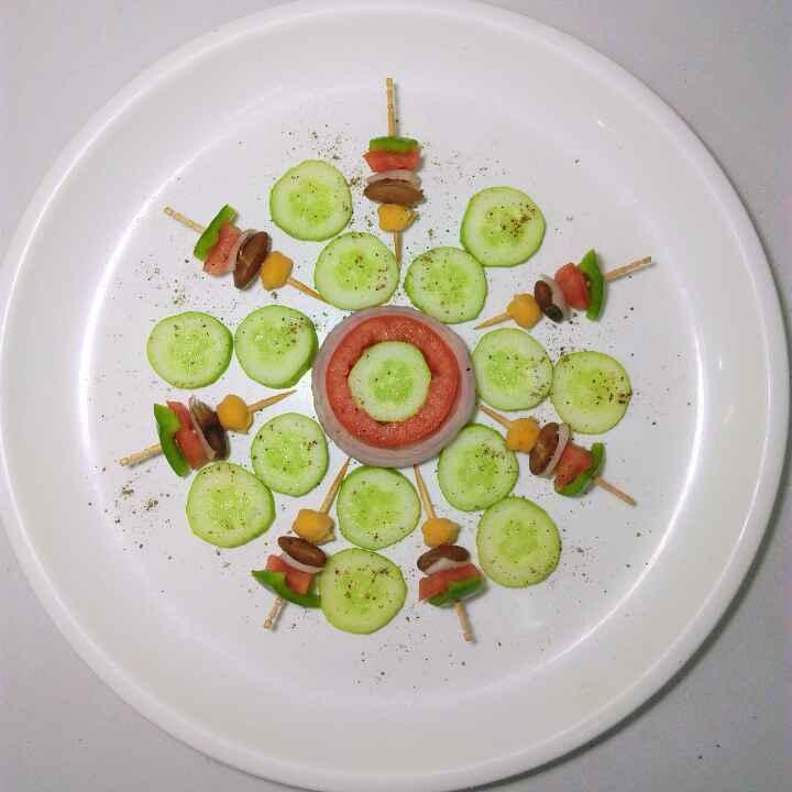 How to make Rajma Salad