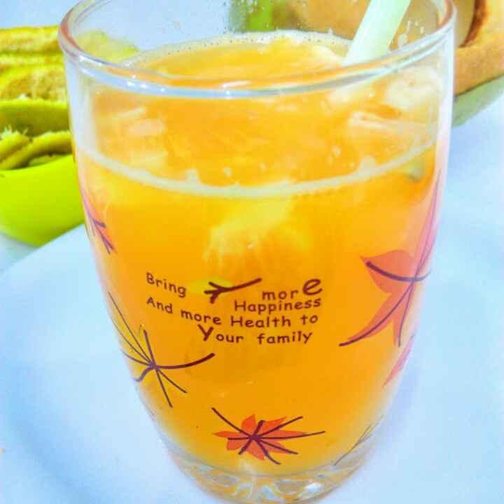 How to make Orange Cooler