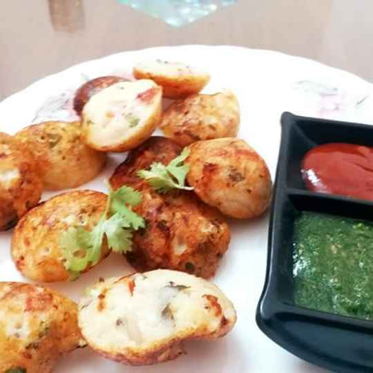 How to make Veggies loaded Appe