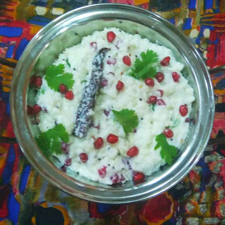 Photo of Coconut Curd Rice by Ankita Tahilramani at BetterButter