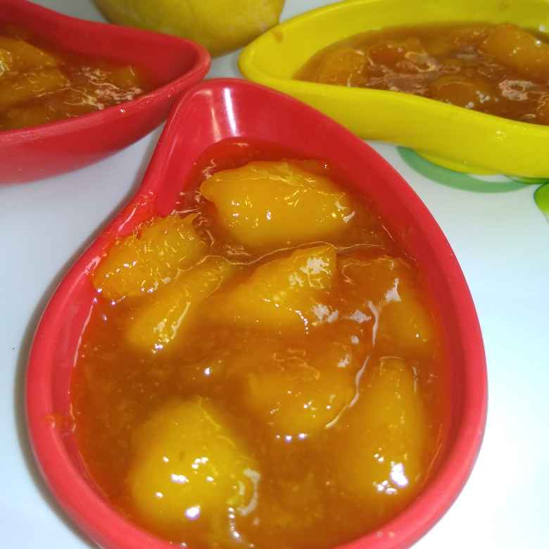 Photo of Caramelized Mango Bowl by Ankita Tahilramani at BetterButter