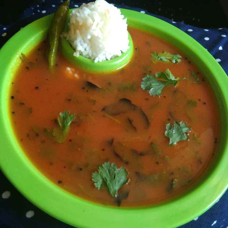 Photo of Sindhi Special Spicy and Tangy Tomato Kadhi by Ankita Tahilramani at BetterButter