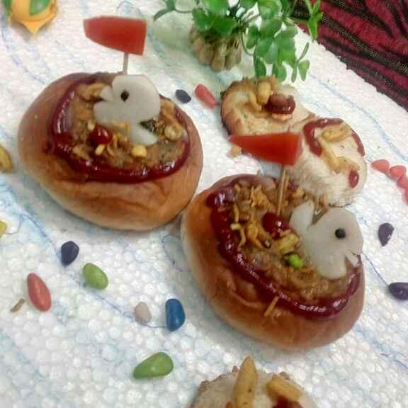 How to make Stuff Pavbhaji