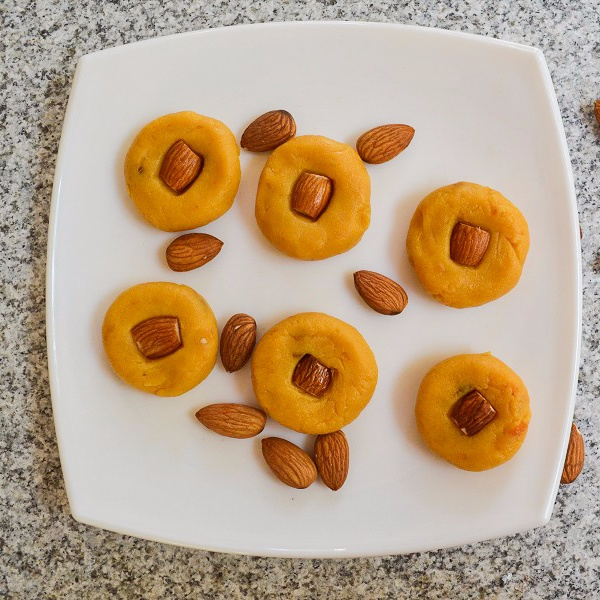 How to make Mango Milk Peda