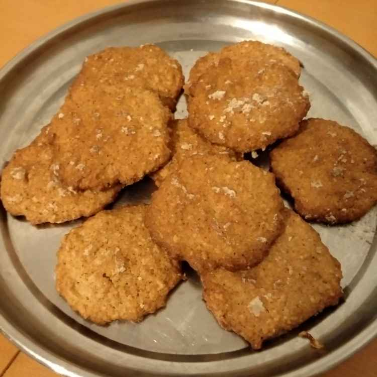 How to make Oats Cookies