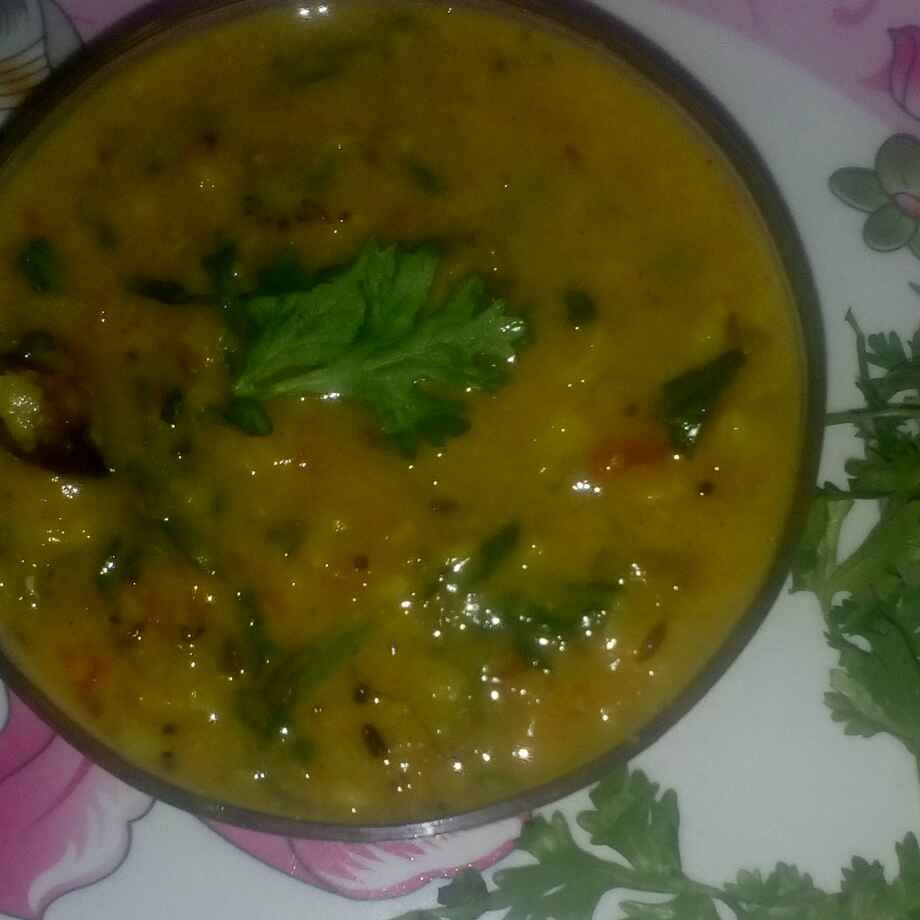 Photo of paalak methi spicy tasty dal by మొహనకుమారి jinkala at BetterButter