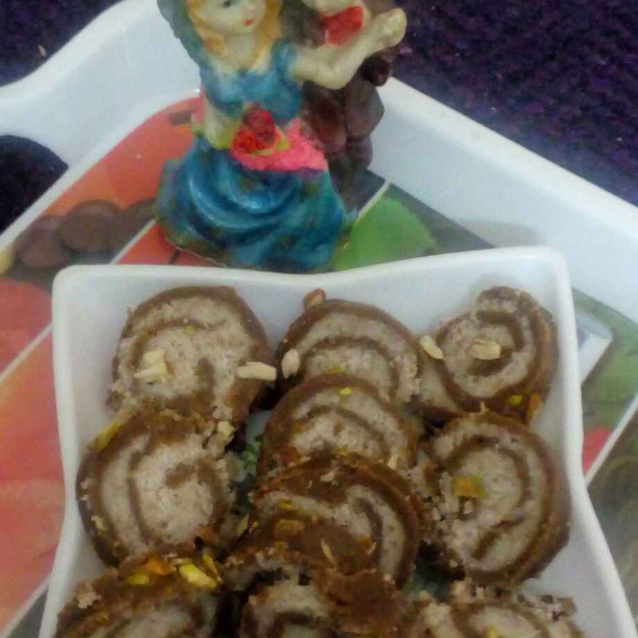 Photo of Biscuit coconut pin roll by మొహనకుమారి jinkala at BetterButter