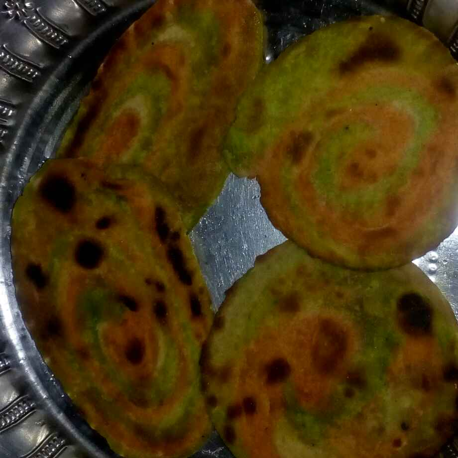 Photo of Tri color poori  by మొహనకుమారి jinkala at BetterButter
