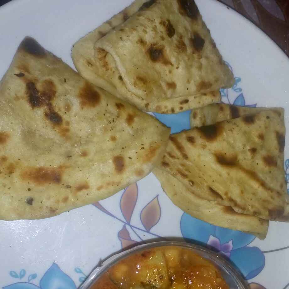Photo of naan chole aloo curry by మొహనకుమారి jinkala at BetterButter