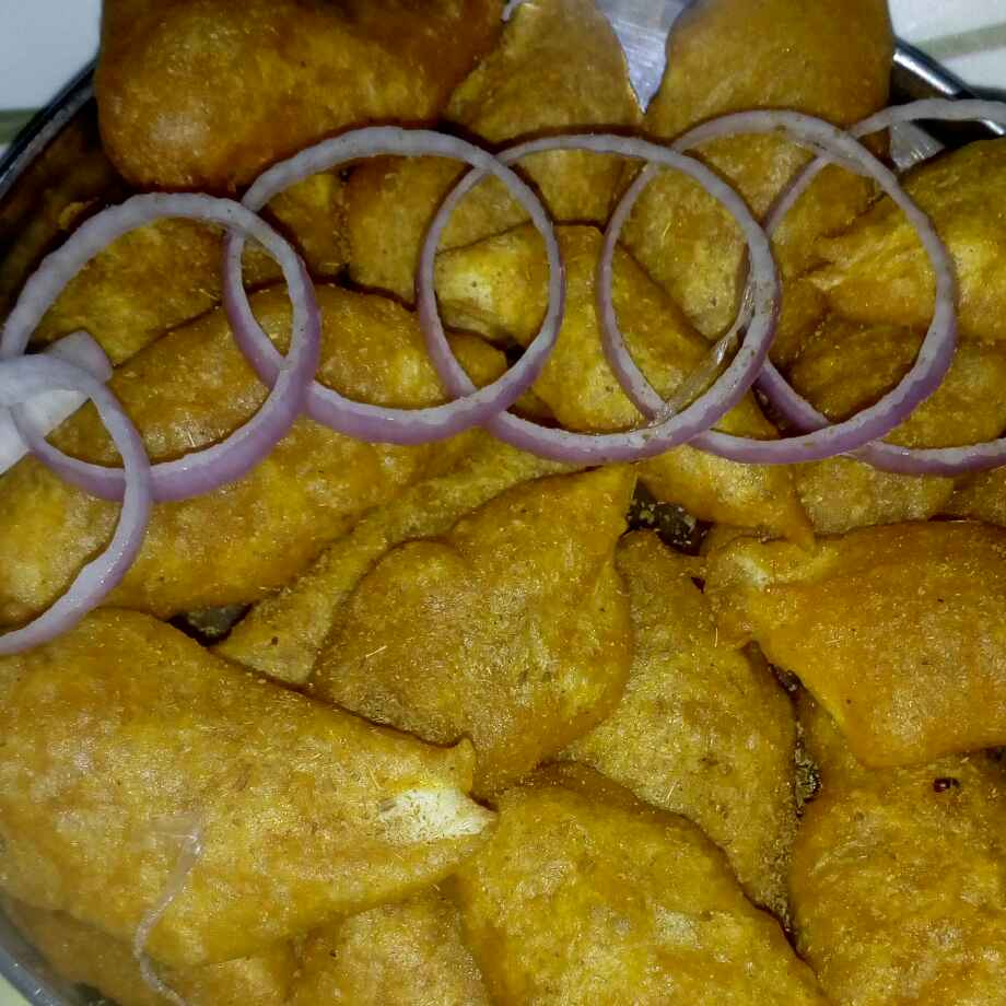 Photo of Raw banana bhajji by మొహనకుమారి jinkala at BetterButter