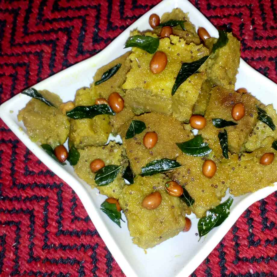 Photo of Soya chunks besandhokla by మొహనకుమారి jinkala at BetterButter