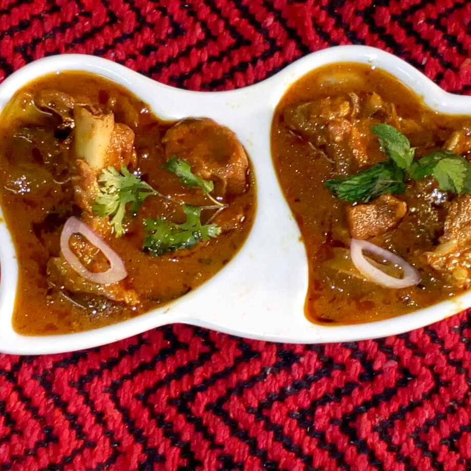 Photo of Mutton curry by మొహనకుమారి jinkala at BetterButter