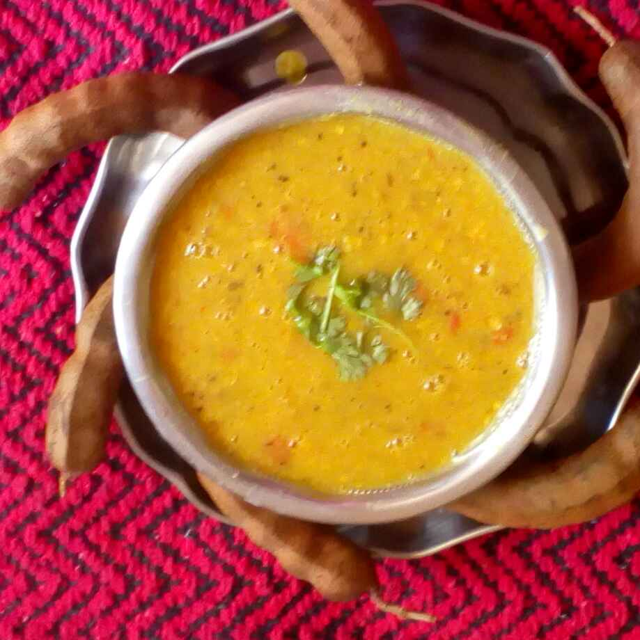 Photo of Raw tamarind dal rasam by మొహనకుమారి jinkala at BetterButter