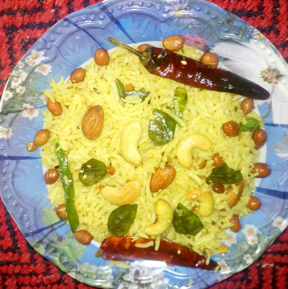 Photo of navaratan raw tamarind rice by మొహనకుమారి jinkala at BetterButter