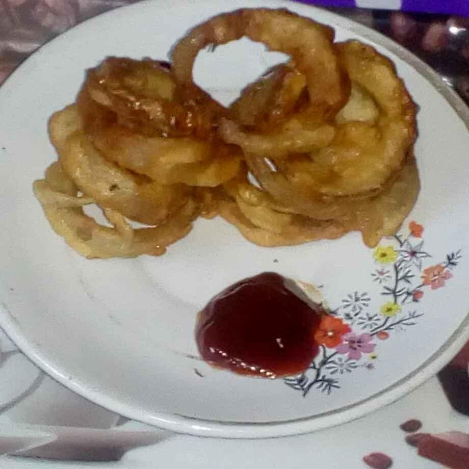Photo of ONION rings by మొహనకుమారి jinkala at BetterButter
