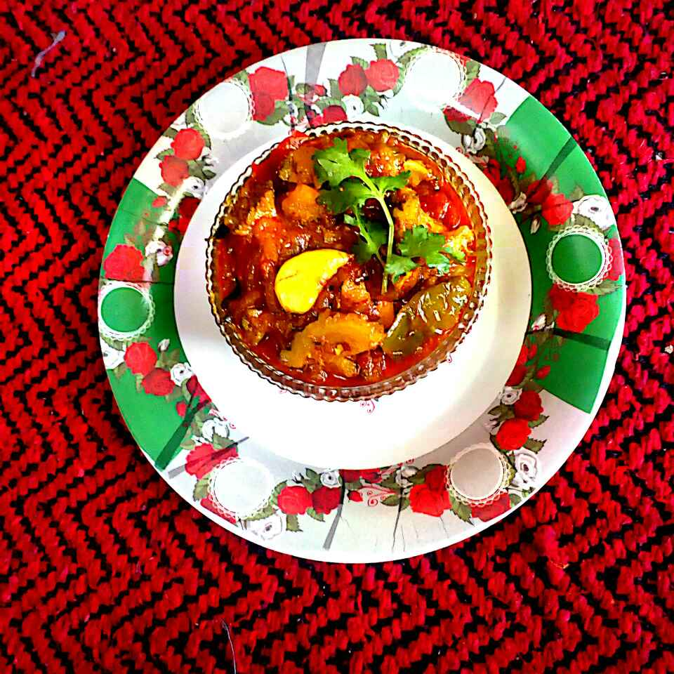 Photo of BITTER gourd curry by మొహనకుమారి jinkala at BetterButter