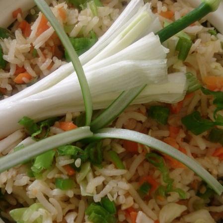 Photo of Chinese veg fried rice by Anshoo Garg at BetterButter