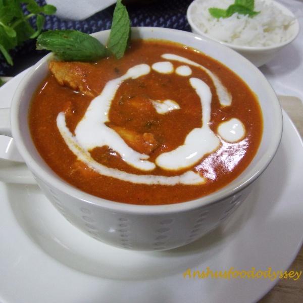 Photo of Restaurant Style Boneless Butter Chicken ! by Anshu Matta at BetterButter
