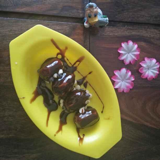 Photo of choco dates by antara basu de at BetterButter