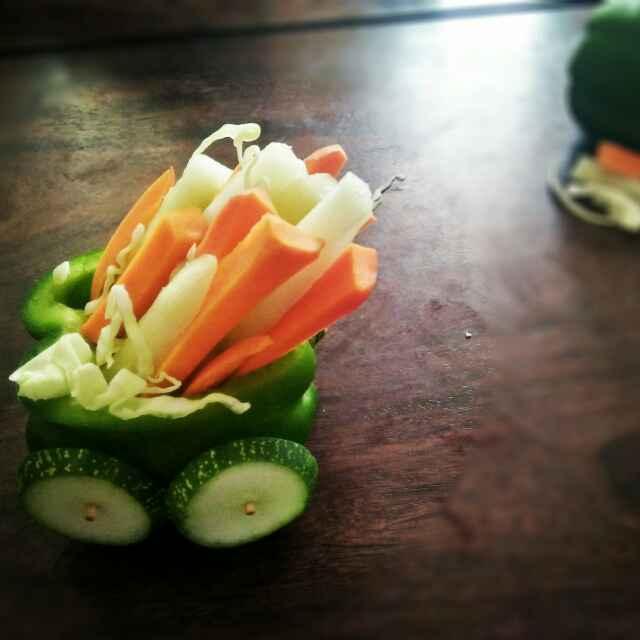 Photo of car salad by antara basu de at BetterButter