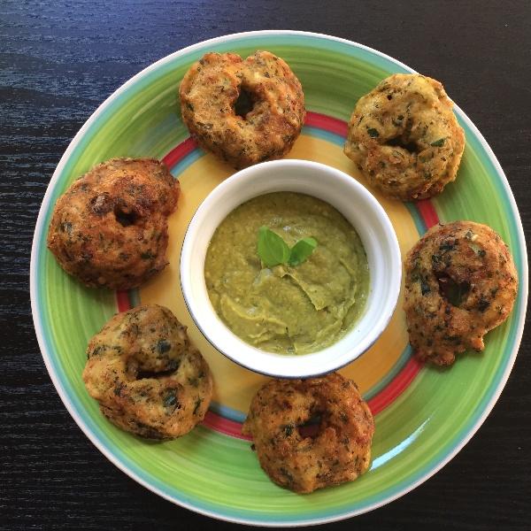 Photo of Keerai Vadai( Spinach Vada) by Antara Navin at BetterButter