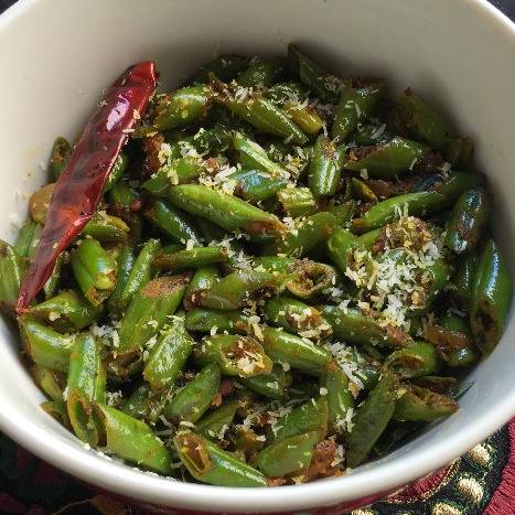 Photo of Beans Thoran or Poriyal by Antara Navin at BetterButter