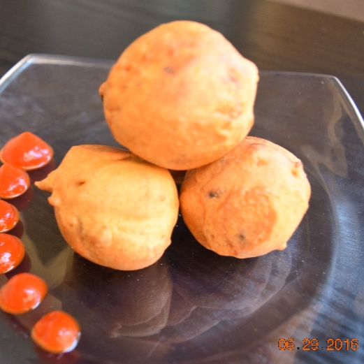How to make Aloo Bonda