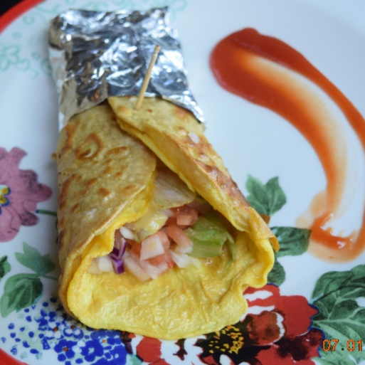 Photo of Kolkata Stye Egg Roll by Antara Navin at BetterButter