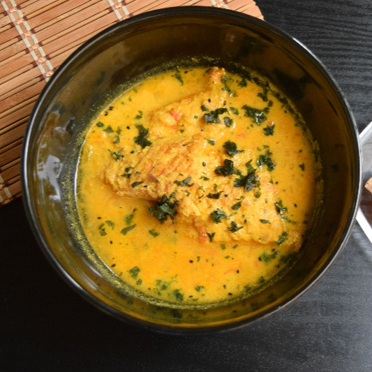 Photo of Posto Bata Macher Jhol ( Fish Masala Curry with Poppyseed Paste) by Antara Navin at BetterButter