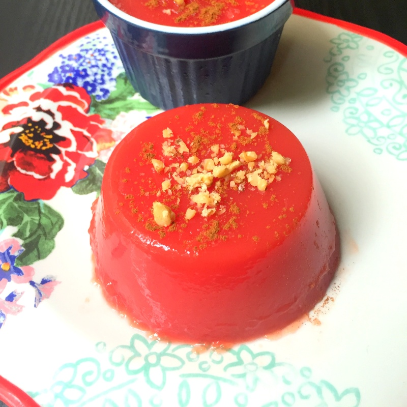 Photo of Watermelon Pudding by Antara Navin at BetterButter