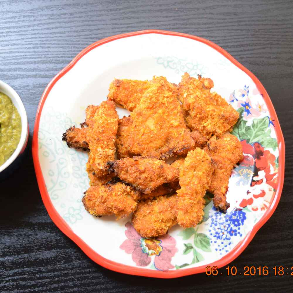 Photo of Southern Oven Fried Chicken by Antara Navin at BetterButter