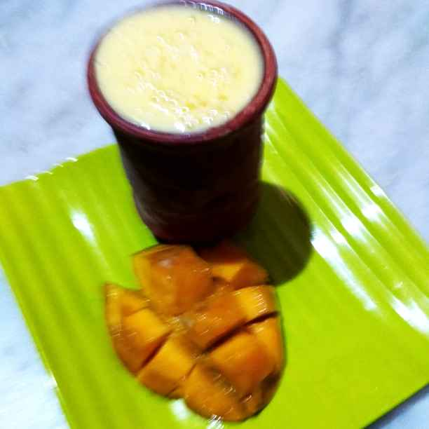 How to make আম লস্যি