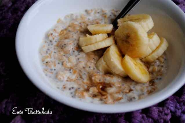 How to make Oatmeal with Chia Seeds