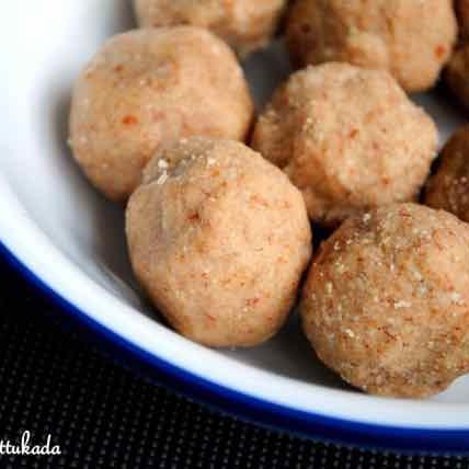 How to make Peanut Ladoo