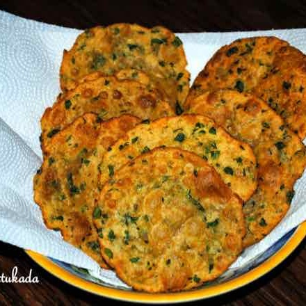 How to make Methi Poori/ Poori with Fenugreek leaves