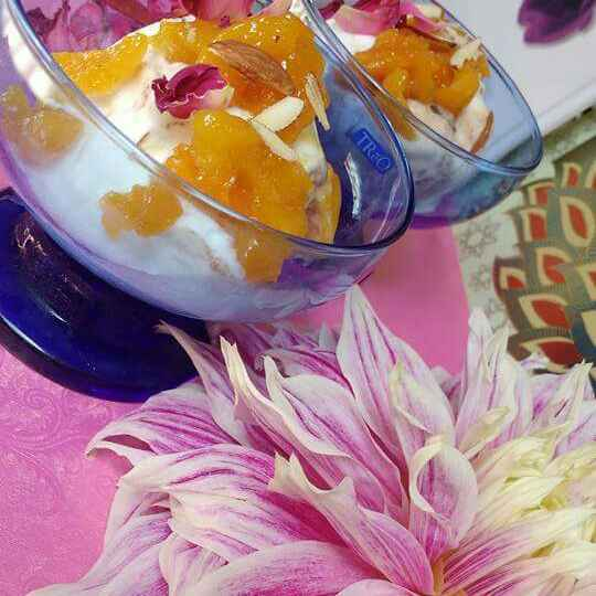 Photo of Khubani Ka Meetha ( Royal Dessert)/ Apricot Dessert by Anu Lahar at BetterButter