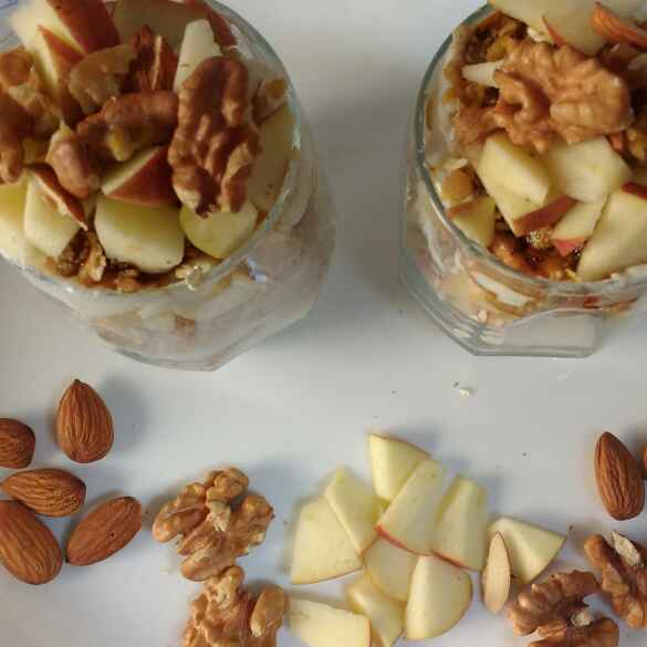 Photo of Breakfast Parfait by Anu Lahar at BetterButter