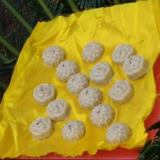 Photo of Instant kesar peda by Anu Lahar at BetterButter