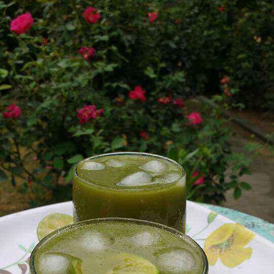 How to make Jaljeera Mint Cooler (Virgin Mojito)