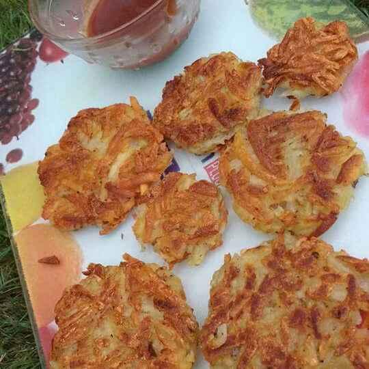 How to make Hash Brown Potatoes
