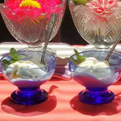 Photo of No Churn Vanilla Icecream by Anu Lahar at BetterButter