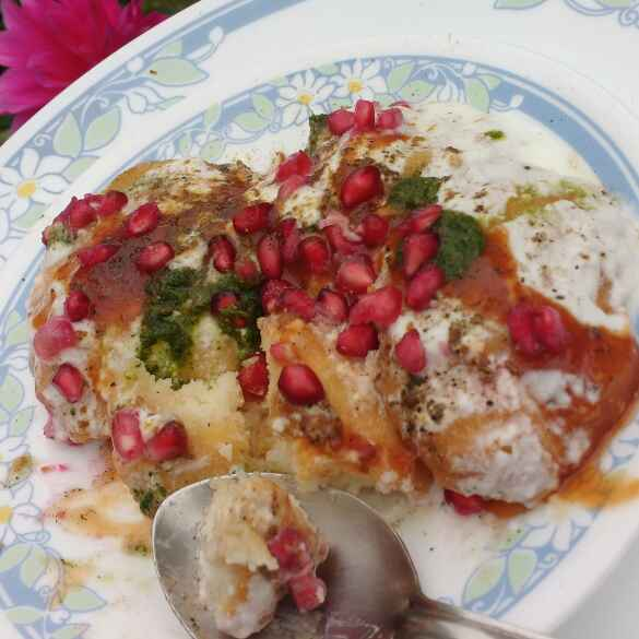 Photo of Instant rava /suji ke dahi bhalle by Anu Lahar at BetterButter