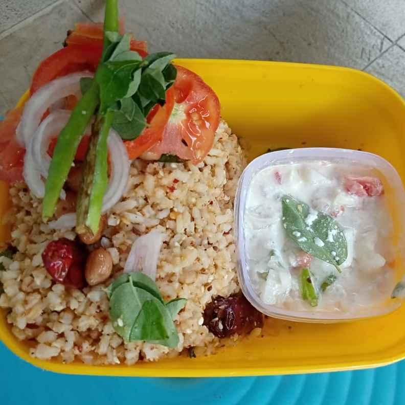Photo of Sesame rice by Anu Sarika at BetterButter