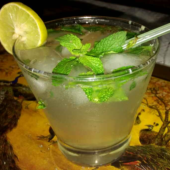 Photo of Virgin Mojito (Mocktail) by Anu Singh at BetterButter
